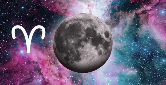 lua em áries