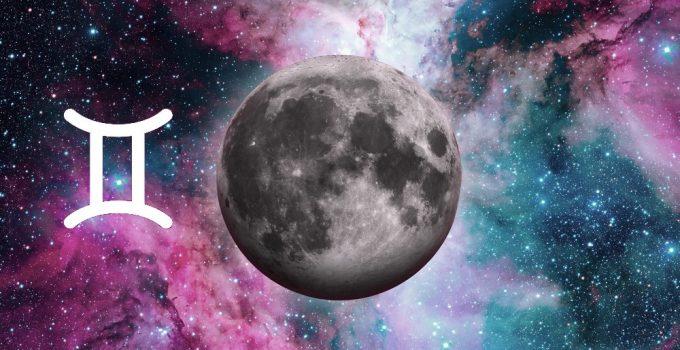 lua em gêmeos