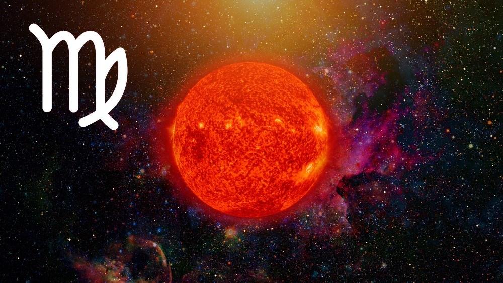 características do sol em virgem