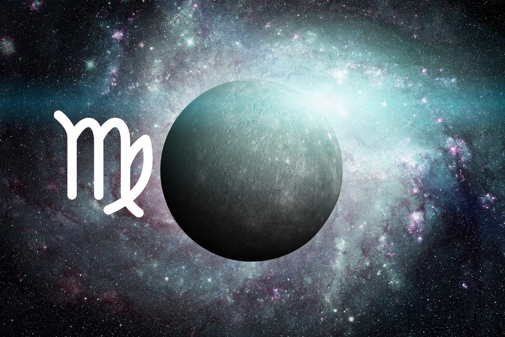 Características de Mercúrio em Virgem