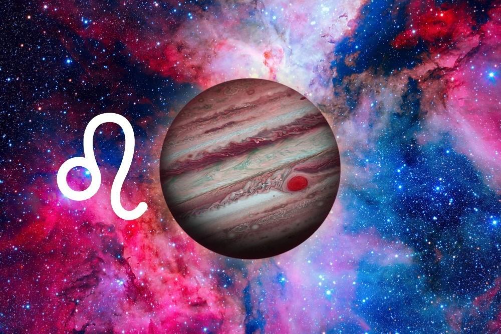 características de júpiter em leão
