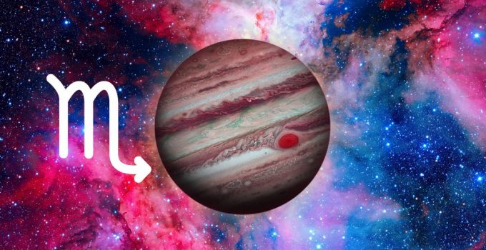 características de júpiter em escorpião
