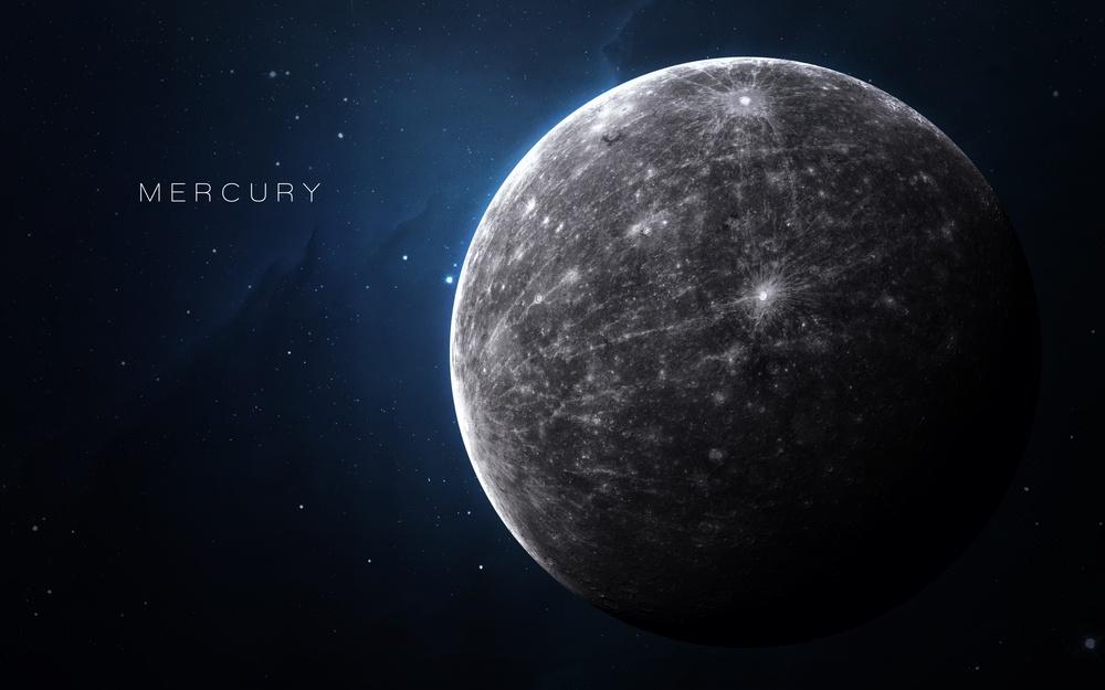 mercúrio nas casas astrológicas