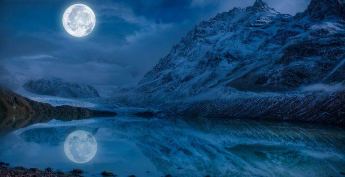 fases da lua em dezembro de 2020