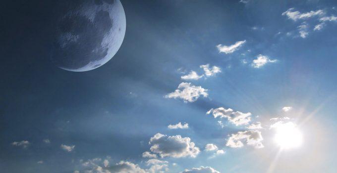a lua na revolução solar