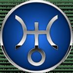 símbolo urano