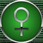 símbolo vênus